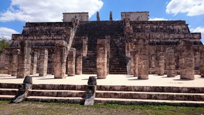 Warriors Temple Chichen Itza